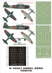 1-32-A6M5-Zero-Tamiya