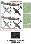 1-32-Bf-109G10-HASEGAWA