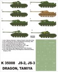 1-35-IS-2-IS-3-TamiyaDragon