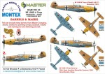 1-32-Bf-109F4-Trop-HASEGAWA+AIRES