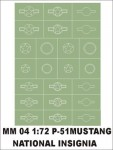 National-insygnia-1-72-P-51-Mustang