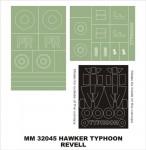 1-32-Hawker-Typhoon-I-Revell