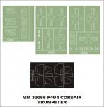 1-32-F4U4-Corsair-Trumpeter