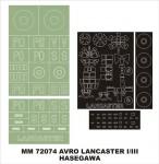 1-72-LancasterMkI-II-Hasegawa
