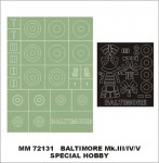 1-72-Martin-Baltimore-III-IV-V-Special-Hobby