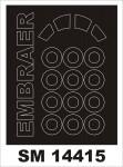1-144-EMBRAER-195-REVELL