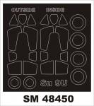 1-48-Su-9U-TRUMPETER