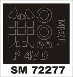 1-72-P-47-RAZORBACK-TAMIYA