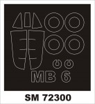 1-72-MARTIN-BAKER-MB-6-AZ-MODEL