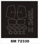 1-72-ZLIN-242L-AZ-MODEL