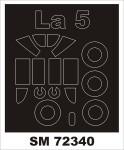 1-72-La-5-CLEAR-PROP-MODELS