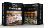 RUST-EXHAUST-PIGMENTS-SET