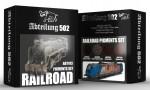 RAILROAD-PIGMENTS-SET