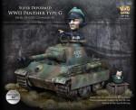 54mm-Panther-type-G-Full-version