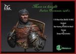 1-10-Mace-on-Knight-Italian-horseman-14th-c