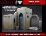 1-35-African-House-Section-5-resin-pcs-