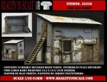 1-35-The-Old-Barn-10-resin-pcs-And-wire-mesh