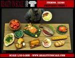 1-35-Prepared-Foods-Set-1-12-resin-pcs-