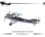 1-72-Junkers-J-1-w-o-decals