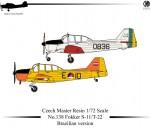1-72-Fokker-S-11-T-22-Brazilian-version