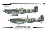 1-72-S-Spitfire-Mk-IXC-CZ-Pilots-in-RAF-Squadrons
