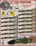 1-48-12th-Tactical-Fighter-Wing-Phantoms-covers-thirteen-USAF-McDonnell-F-4C