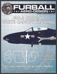 1-48-This-set-replicates-the-very-prominent-white-canopy-seals-found-on-many-Grumman-F9F-8-and-F9F-8P-Cougar-aircraft