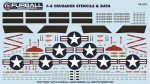 1-48-Vought-F-8E-Crusader-Stencils-and-Data