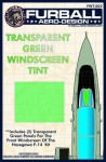 1-48-F-14-Green-Windscreen-Tint-Film