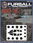 1-48-canopy-and-wheel-hub-masks-for-Mikoyan-MiG-31BM-Foxhound-kit-