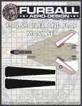 1-48-Grumman-F-14A-Tomcat-Spoiler-and-Flap-Mask-Set