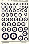 1-72RAF-Type-A-National-Insignia-Roundels-1938-45-25-to-84RAF-roundels
