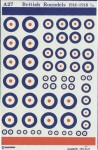 1-72-RFC-RAF-WWI-National-Insignia-Roundels-various-sizes