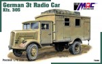 1-72-Opel-3t-Radio-Car-Kfz-305