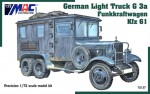 1-72-Kfz-61-Funkkraftwagen-German-Light-Truck-G-3a