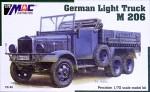 1-72-German-Light-Truck-M-206