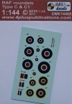 1-144-RAF-roundels-Type-C-and-C1-2-sets