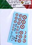 1-144-Italian-AF-roundels-2-sets