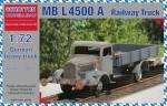 1-72-Mercedes-MB-L-4500-A-Railway-Truck
