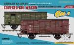 1-35-Gedeckter-Guterwagen-G10-6in1-Coverd-G10-Wagon