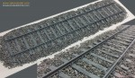 1-35-Real-Rail-Stones-for-Diorama-Net-Weight-About-300-Grams