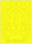 1-48-SAAB-37-Viggen-one-seater-canopy-mask-TARA