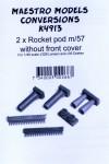 1-48-Rocket-pod-m-57-without-front-cover-2-pcs-