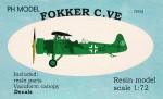 1-72-Fokker-C-V-E-Luftwaffe