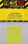 1-72-Canopy-Masks-for-T-50-Pak-Fa-HOBBYB