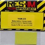 1-72-Canopy-Masks-for-Yak-23-SP-HOBBY