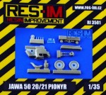 1-35-JAWA-50-20-21-PIONYR-resin-kit