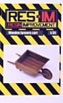 1-35-Wooden-farmers-cart-resin-set