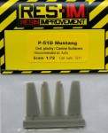 1-72-P-51D-Mustang-Control-surfaces-AIRFIX