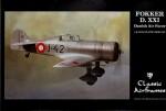 1-48-Fokker-D-XXI-Decals-Denmark